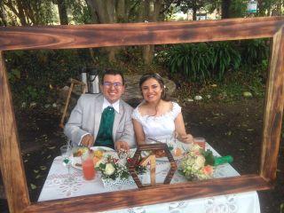 El matrimonio de Daniel Sebastian  y Luisa Fernanda