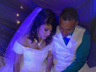 El matrimonio de Jireh  y Jonathan  3