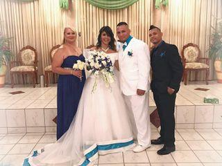 El matrimonio de Jireh  y Jonathan