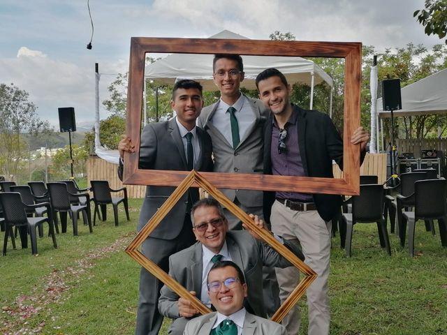 El matrimonio de Luisa Fernanda  y Daniel Sebastian  en Sibaté, Cundinamarca 3
