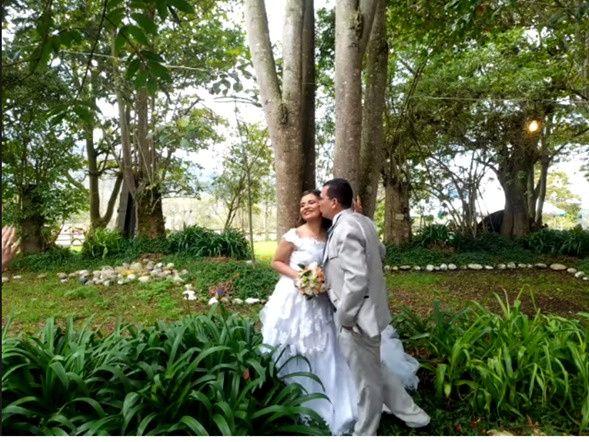 El matrimonio de Luisa Fernanda  y Daniel Sebastian  en Sibaté, Cundinamarca 1