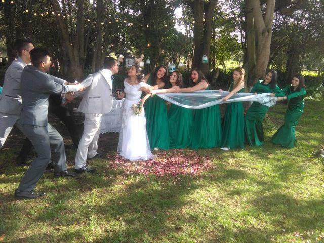 El matrimonio de Luisa Fernanda  y Daniel Sebastian  en Sibaté, Cundinamarca 4