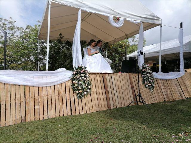El matrimonio de Luisa Fernanda  y Daniel Sebastian  en Sibaté, Cundinamarca 5