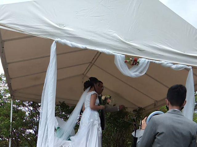 El matrimonio de Luisa Fernanda  y Daniel Sebastian  en Sibaté, Cundinamarca 6