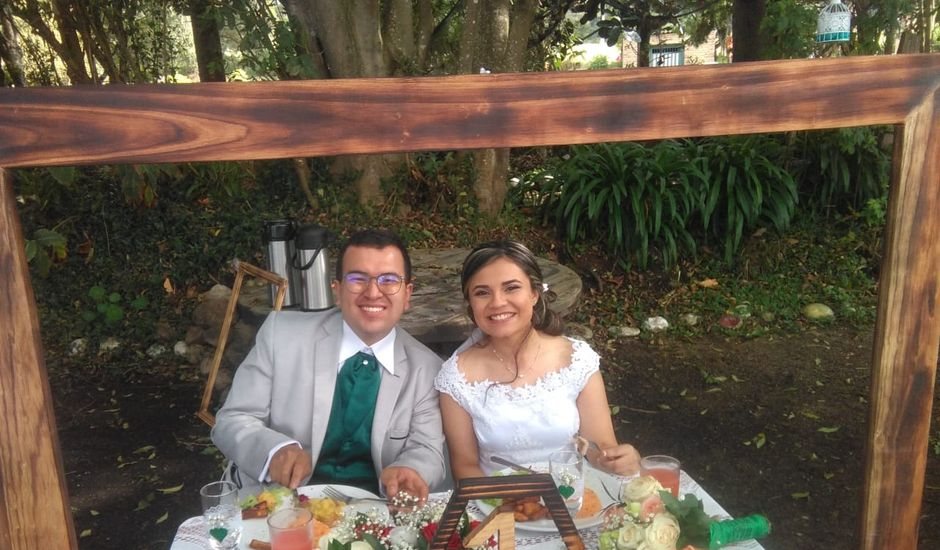 El matrimonio de Luisa Fernanda  y Daniel Sebastian  en Sibaté, Cundinamarca
