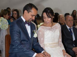 El matrimonio de Susana y Carlos 1