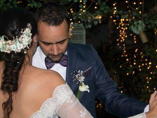 El matrimonio de Susana y Carlos