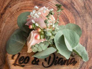 El matrimonio de Leonardo y Diana 1