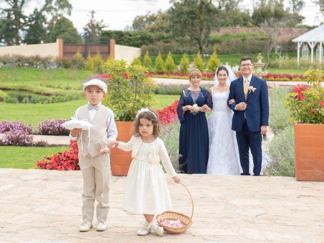 El matrimonio de Roger y Laura en El Rosal, Cundinamarca 5