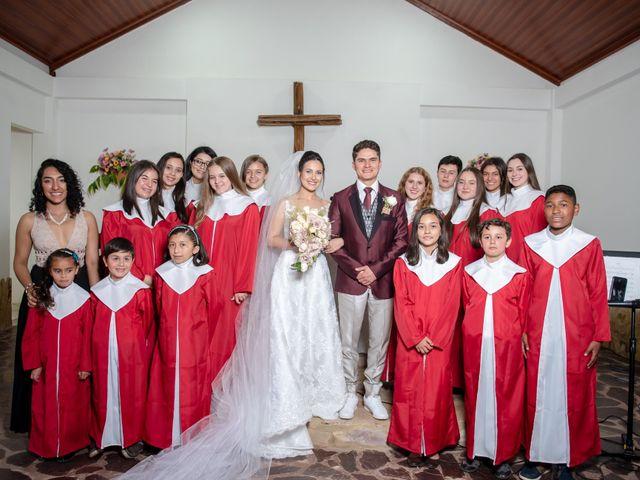 El matrimonio de Roger y Laura en El Rosal, Cundinamarca 9