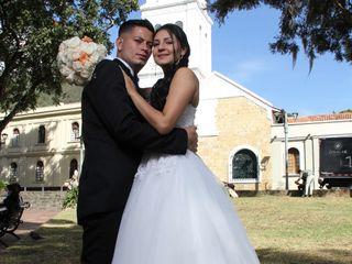 El matrimonio de Jessica y Hector