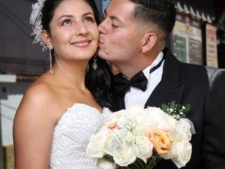 El matrimonio de Jessica y Hector 3