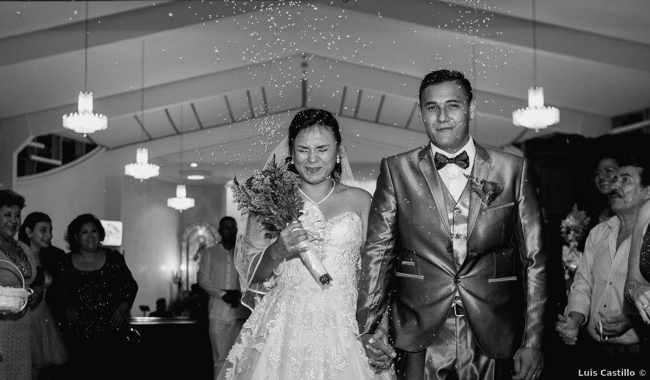 El matrimonio de Jhon y María en Ibagué, Tolima