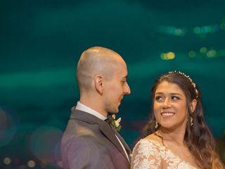 El matrimonio de Sara  y Daniel