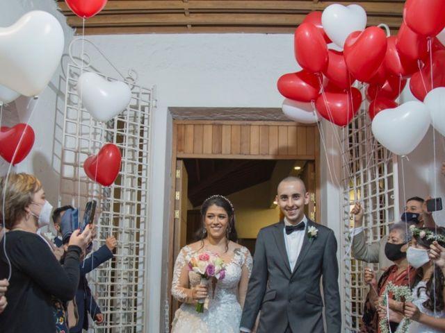 El matrimonio de Daniel y Sara  en Envigado, Antioquia 1