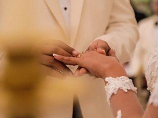 El matrimonio de Luis Fernando y Yolfanys 1