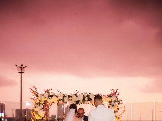 El matrimonio de Luis Fernando y Yolfanys 2