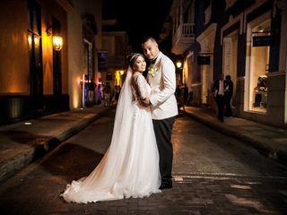 El matrimonio de Luis Fernando y Yolfanys 3
