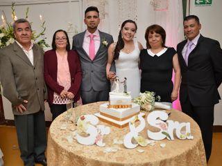 El matrimonio de Leidy Johana y Edwin Giovanny 2