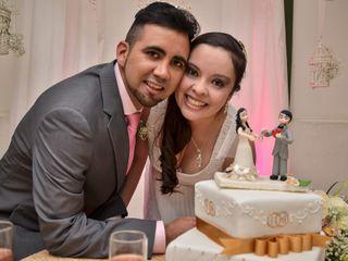 El matrimonio de Leidy Johana y Edwin Giovanny
