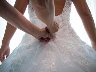 El matrimonio de María Paula y Bien 2