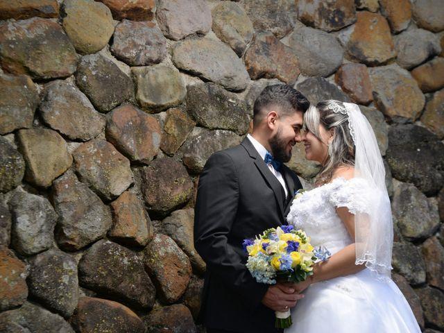 El matrimonio de Maricela y Héctor