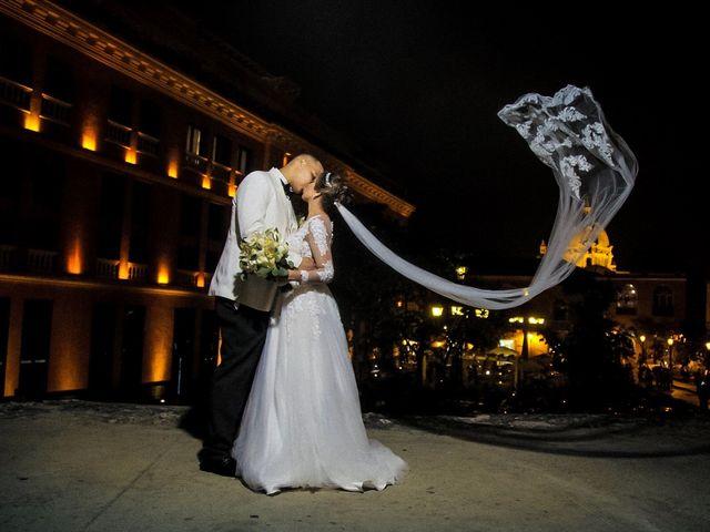 El matrimonio de Yolfanys y Luis Fernando en Cartagena, Bolívar 4