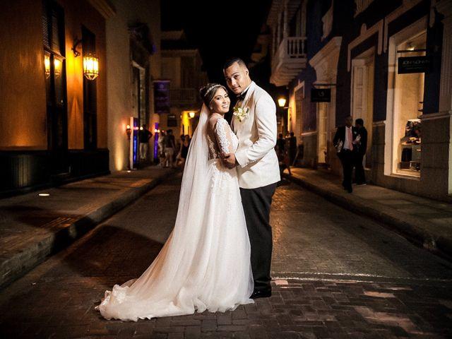 El matrimonio de Yolfanys y Luis Fernando en Cartagena, Bolívar 5