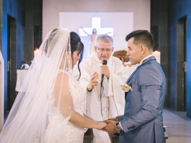 El matrimonio de Henry y Alexandra en Bucaramanga, Santander 23