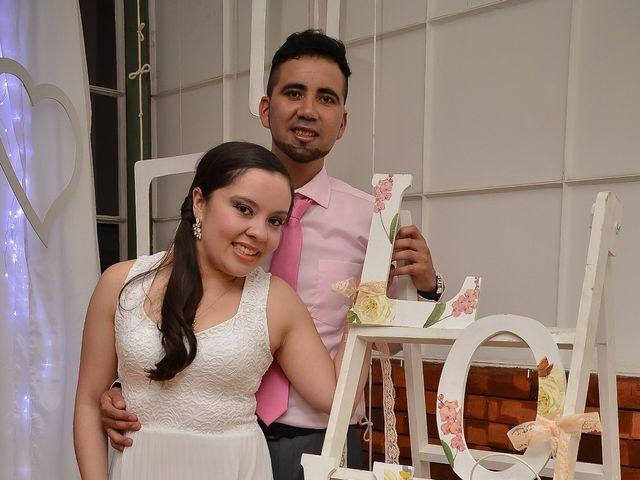 El matrimonio de Edwin Giovanny y Leidy Johana en Pamplona, Norte de Santander 4