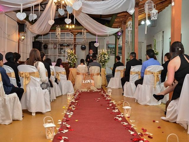 El matrimonio de Edwin Giovanny y Leidy Johana en Pamplona, Norte de Santander 5