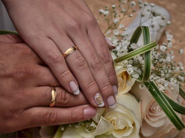 El matrimonio de Edwin Giovanny y Leidy Johana en Pamplona, Norte de Santander 6