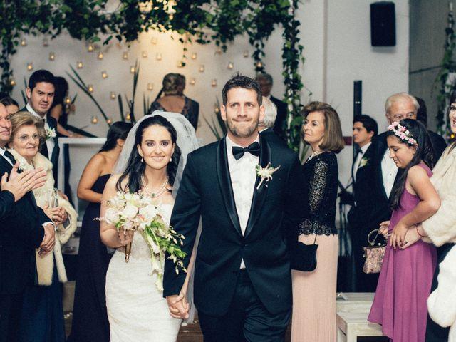 El matrimonio de Myriam y Felipe