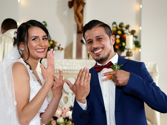 El matrimonio de César y Laura en Bogotá, Bogotá DC 10