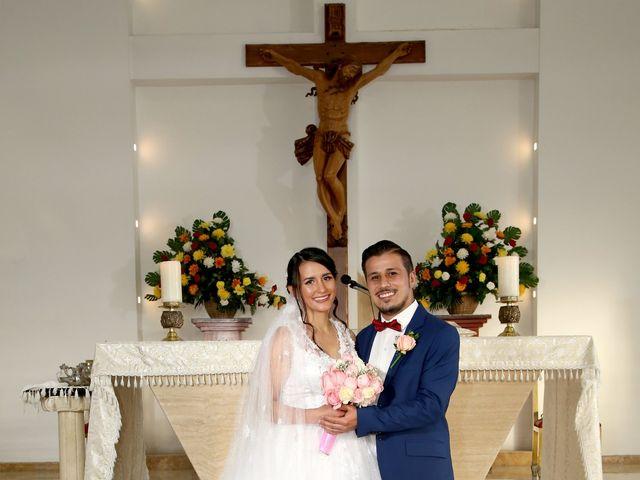 El matrimonio de César y Laura en Bogotá, Bogotá DC 14