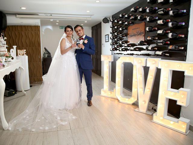 El matrimonio de César y Laura en Bogotá, Bogotá DC 20