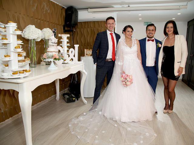 El matrimonio de César y Laura en Bogotá, Bogotá DC 21