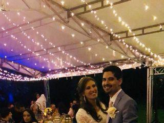 El matrimonio de Anghella y Iaad  3