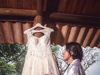 El matrimonio de Alejandra y Marcio 1