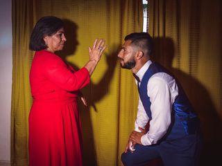El matrimonio de Alejandra y Marcio 3