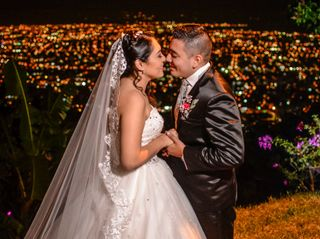 El matrimonio de Leidy y Jeison