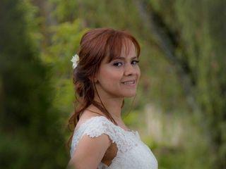 El matrimonio de Angélica  y Javi 2