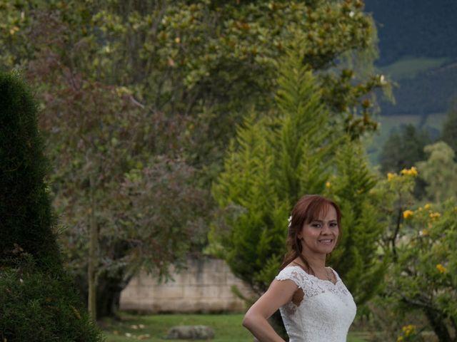 El matrimonio de Javi y Angélica  en La Calera, Cundinamarca 10