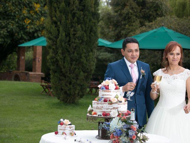 El matrimonio de Angélica  y Javi