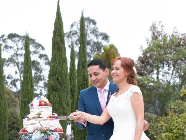 El matrimonio de Javi y Angélica  en La Calera, Cundinamarca 12