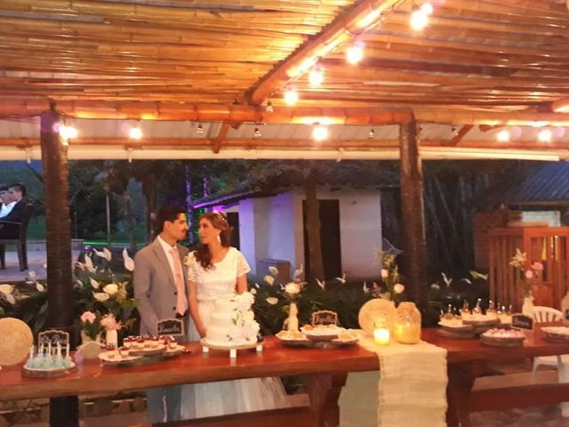 El matrimonio de Iaad  y Anghella en Guadalajara de Buga, Valle del Cauca 2