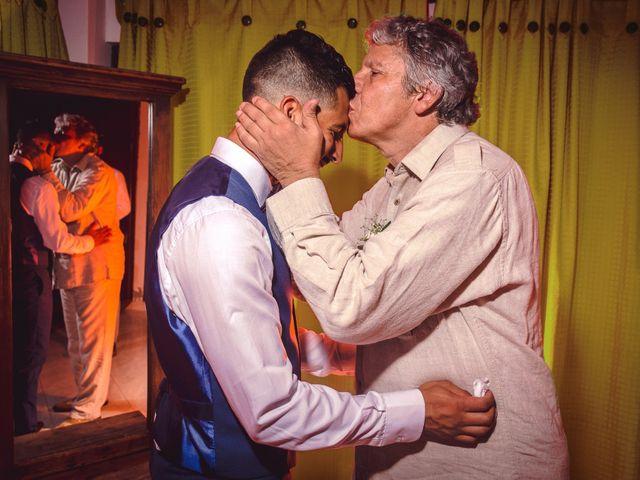 El matrimonio de Marcio y Alejandra en Granada, Meta 5