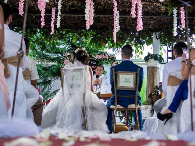 El matrimonio de Marcio y Alejandra en Granada, Meta 7