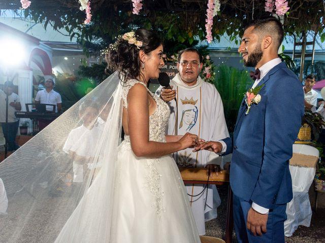 El matrimonio de Marcio y Alejandra en Granada, Meta 8