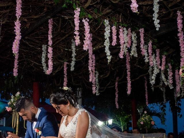 El matrimonio de Marcio y Alejandra en Granada, Meta 9